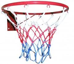 Баскетбольное кольцо Newt 300 мм сетка в комплекте (NE-BAS-R-030G)