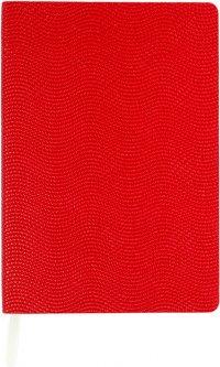 Ежедневник недатированный Bourgeois А5 160 листов Красный (6923749720333)