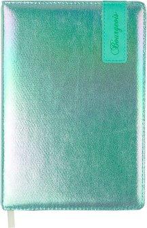 Ежедневник недатированный Bourgeois А5 160 листов Голубой (6923749720456)