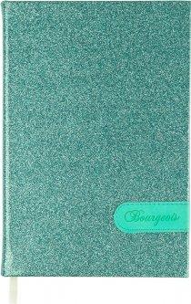 Ежедневник недатированный Bourgeois А5 160 листов Голубой (6923749720562)