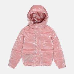 Демисезонная куртка Evolution 07-ВД-21 158 см Пудра (4823078577184)