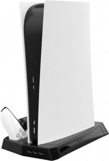Вертикальная подставка BYIT для консоли PlayStation 5 (LP13832)