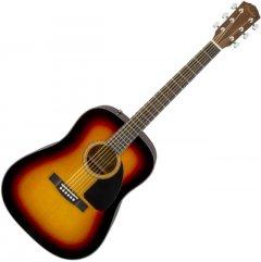 Гитара акустическая Fender CD-60 V3 WN Sunburst (228748)