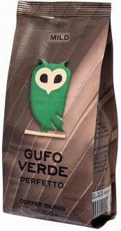 Кофе в зернах свежеобжаренный Gufo Verde Perfetto 200 г (4820204152376)