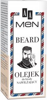 Масло для бороды AA Cosmetics Men Beard 30 мл (5900116054476)