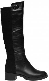 Сапоги Maurizi C35 36 (23 см) Черные (H2400000156987)