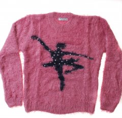 Джемпер Rain Life Темно-рожевий 158 см 2106 (507586)