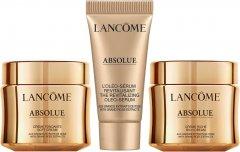 Антивозрастной набор Lancome Absolue Сыворотка 5 мл + Крем ночной 15 мл + Крем дневной мини 15 мл (3614273031318)