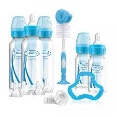 Подарочный стартовый набор для новорожденного Options+, цвет голубой