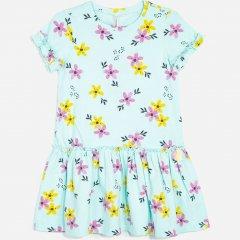 Платье Coccodrillo Daisy W20129202DAI-014 98 см Голубое (5904705033057)