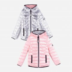 Демисезонная куртка двусторонняя Coccodrillo Super Awesome WC1152501SUP-022 164 см Разноцветная (5904705489199)