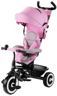Трехколесный велосипед Kinderkraft Aston Pink (KKRASTOPNK0000) (158372)
