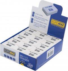 Набор ластиков Buromax прямоугольных 60 шт (BM.1117)