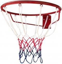 Баскетбольное кольцо усиленное Newt 450 мм сетка в комплекте (NE-BAS-R-045-ST-G)