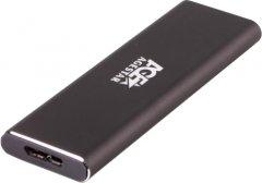 Внешний карман Agestar для SSD M.2 NGFF (3UBNF1 (Gray))