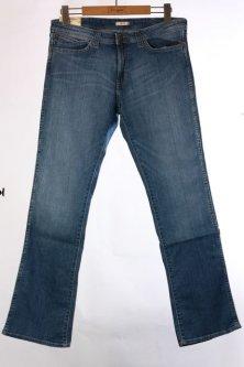 Джинси Wrangler Iris Regular Bootcut (W254A328W) Світло-синій 33-34