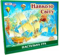Игра Strateg Вокруг света (укр) (724)