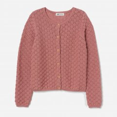 Кардиган H&M 0855408 1 170 см Розовый (2000001818954)