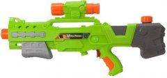 Водное оружие Maya Toys Ураган зелёно-оранжевый (516-2)