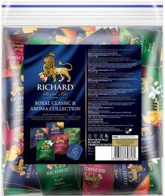 Чай Richard ассорти Royal Classic & Aroma Collection 50 пакетиков (4823063706162)
