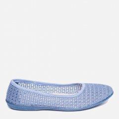 Балетки OLDCOM 36 23.5 см Синие (4841347030987)