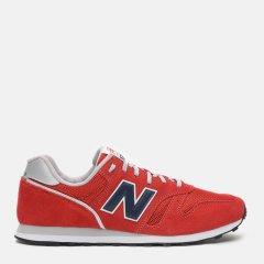 Кроссовки New Balance ML373CP2 39 (7) 25 см Красные с синим (194768645945)