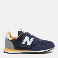 Кроссовки New Balance YV720NV2 32.5 (2) 20 см Синие (194768880285)