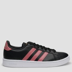 Кеди Adidas Grand Court FW0798 38 (6UK) 24.5 см Core Black (4060517618408)