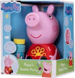 Игровой набор с мыльными пузырями Peppa Pig Баббл-машина (1384510.00)