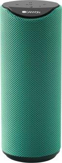 Акустическая система Canyon Portable Bluetooth Speaker Green (CNS-CBTSP5G)