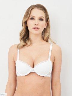 Бюстгальтер Calvin Klein Underwear QF6201E-100 32B White (8719853940686)