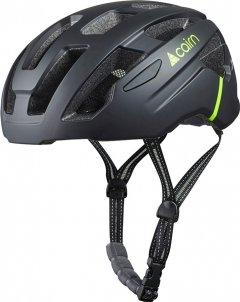 Велосипедный шлем Cairn Prism II black-yellow 58-61 (0300280-103-58)