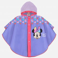 Дождевик Disney Minie 99146 92-110 см Фиолетовый (8015831991467)