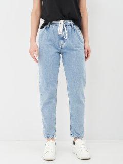 Джинси Calvin Klein Jeans Mom Jean J20J215861-1AA 27 Denim Light (8719853763223)