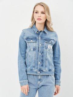 Джинсовая куртка Calvin Klein Jeans Regular 90'S Denim Jacket J20J215928-1AA XL Denim Light (8719853754962)