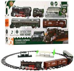 Детская железная дорога Bambi Сlassic Express (814-2)
