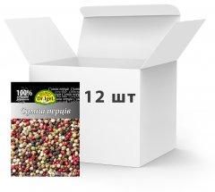 Упаковка смеси перцев Dr.IgeL горошек 15 г х 12 шт (34820155170192)
