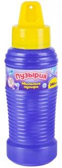 Мыльные пузыри Bubbleland 240 мл (4814723008702)