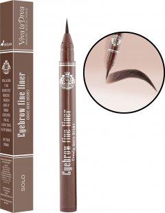 Подводка для бровей Viva la Diva Eyebrow Fine Liner Pen Solo 1.5 г (7330906015819)