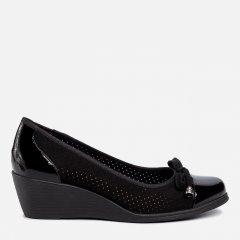 Туфли Clara Barson LS4851-01 38 Черные (5903419038785)