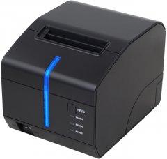 POS-принтер Xprinter XP-С260M со световой индикацией USB+LAN+RS232