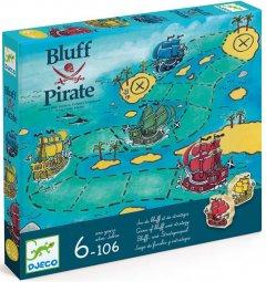 Настольная игра Djeco Блеф пирата (3070900084179)