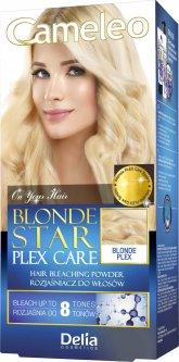 Осветлитель Delia Cosmetics Cameleo Blonde Star Plex 25 г (5901350475096)