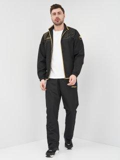 Спортивный костюм Uhlsport 1005531-002 XL Черный с золотистым (2112292373255)