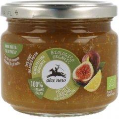 Джем Alce Nero инжир и лимон Органический 270 г (8009004811584)