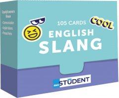Карточки для изучения английского English Student English Slang (9786177702398)