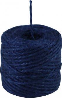 Шпагат джутовый Радосвіт двухниточный 45 м Синий (4820172931898)