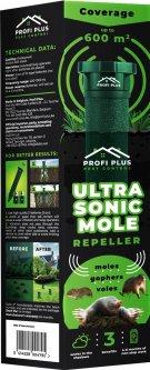 Электронный отпугиватель кротов Profi Plus Ultra Sonic Pest Control (5414528004795)