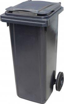 Мусорный контейнер ESE MGB 974 х 480 х 555 мм 120 л SL Серый (62505050-P00461 grey)
