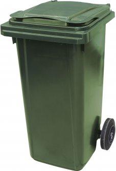 Мусорный контейнер ESE MGB 1079 х 583 х 737 мм 240 л SL Зеленый (62505050-P00462 grn)